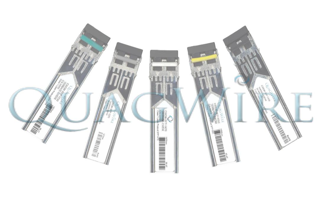Alcatel Lucent Compatible OC3-SFP-IR SONET OC-3 IR-1 Singlemode 15km 155Mb/s SFP Transceiver Module