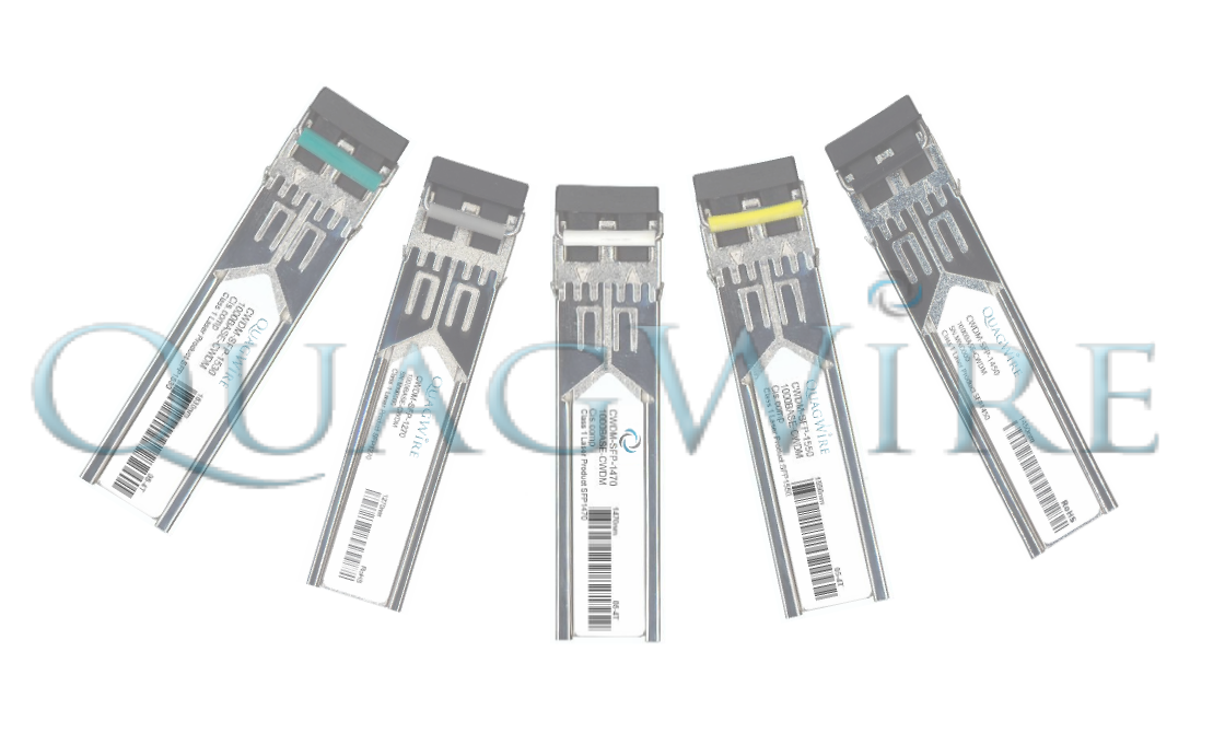 JD109A-QW | HP Compatible CWDM 1550nm 70km SFP Transceiver