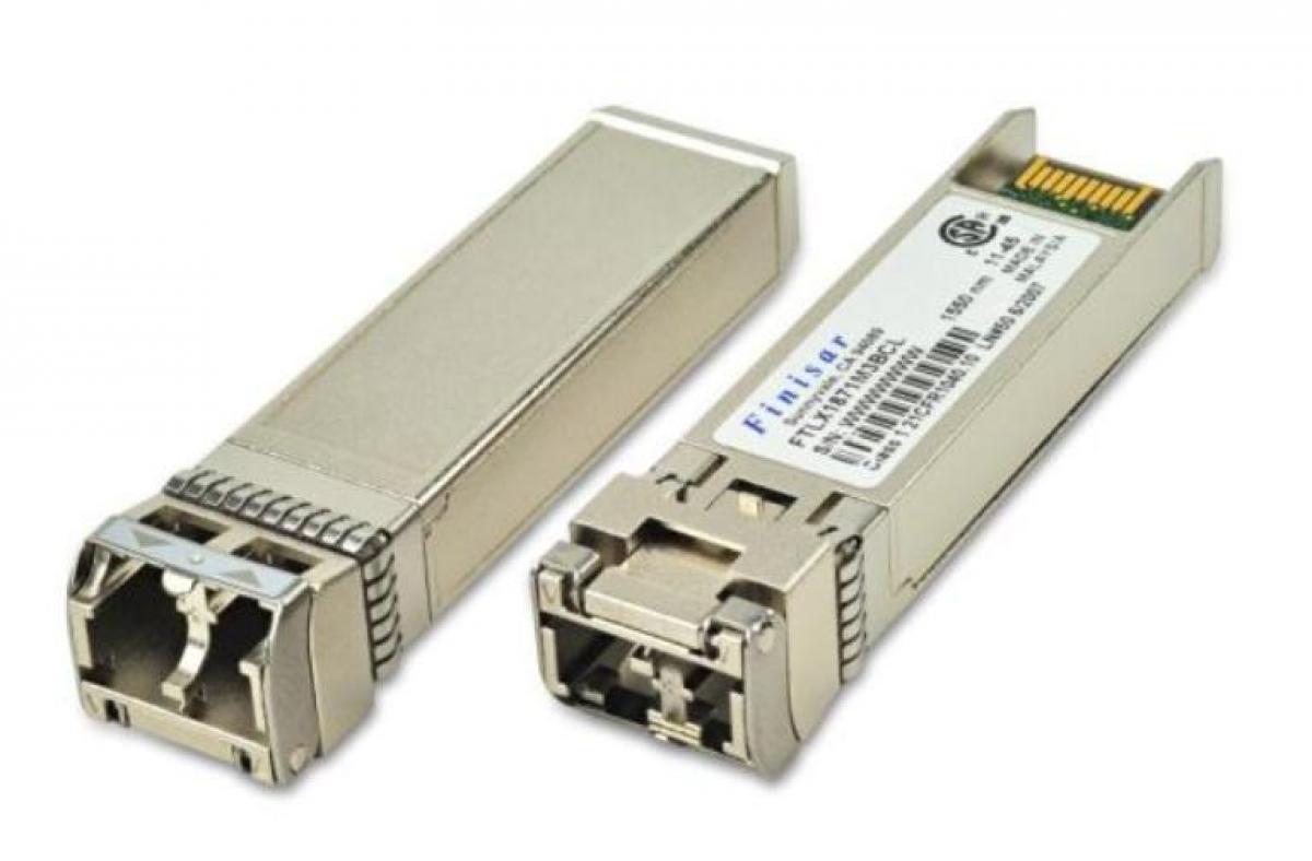 Finisar FTLX1871D3BNL 10GBASE-ZR 80km 10G ZR SFP+ Optical Transceiver