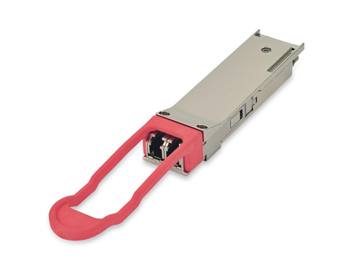FTL4E1QM1C Finisar 40GBASE-ER4 OTU3 QSFP+ Transceiver