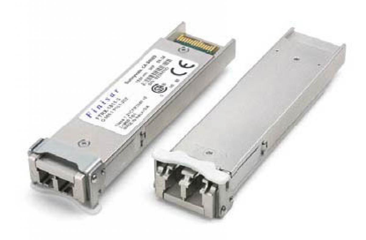 FTLX3815M3xx Finisar 10Gb/s 10GBASE-ZR 80KM DWDM XFP Transceiver